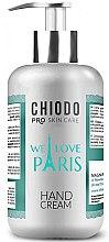 Духи, Парфюмерия, косметика Крем для рук - Chiodo Pro We Love Paris Hand Cream