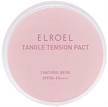 Духи, Парфюмерия, косметика Матирующая основа для жирной кожи - Elroel Tangle Tension Pact SPF 50+/PA ++++