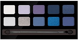Духи, Парфюмерия, косметика Палетка теней для век - Pierre Rene Palette Match System Eyeshadow Victoria's Angel