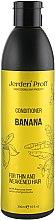 Духи, Парфюмерия, косметика Кондиционер для волос с соком бананового дерева и протеинами - Jerden Proff Banana