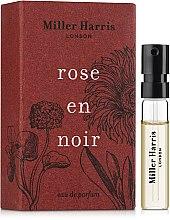 Духи, Парфюмерия, косметика Miller Harris Rose En Noir - Парфюмированная вода (пробник)