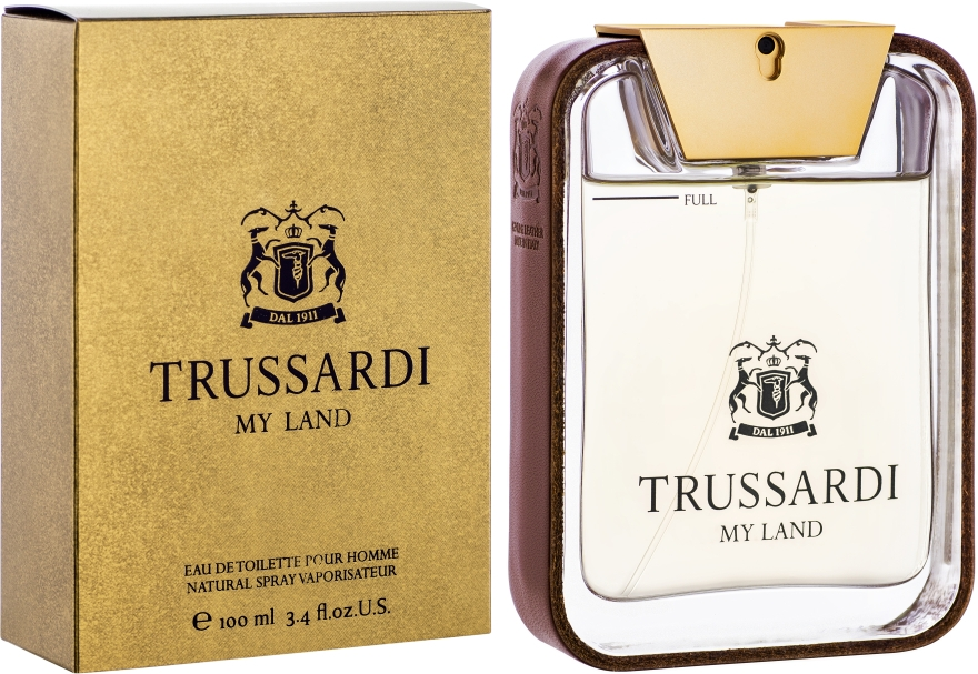 Trussardi My Land - Туалетная вода