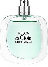Духи, Парфюмерия, косметика Giorgio Armani Acqua di Gioia - Парфюмированная вода (тестер без крышечки)