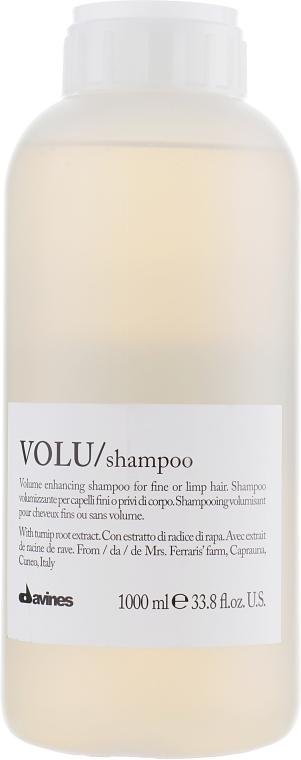Смягчающий шампунь, увеличивающий объем - Davines Volumr Enhancing