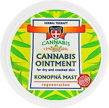 Духи, Парфюмерия, косметика Мазь регенерувальна з екстрактом олії конопель - Palacio Cannabis Regenerating Ointment
