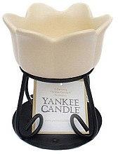 Духи, Парфюмерия, косметика Аромалампа - Yankee Candle Cream Petal Wax Burner