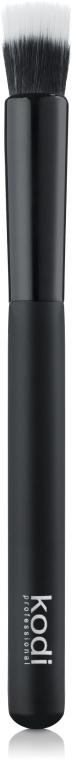 Кисть Duo Fibre средняя для кремовых корректирующих текстур №47 - Kodi Professional