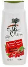 Духи, Парфюмерия, косметика Крем для душа Красная Смородина - Le Petit Olivier Shower Cream Redcurrant