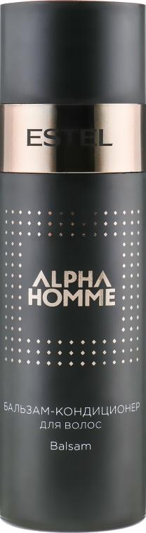 Бальзам-кондиционер для волос - Estel Professional Alpha Homme Pro