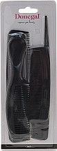 Духи, Парфюмерия, косметика Набор расчесок для волос, черный, 9816, 6 шт - Donegal Hair