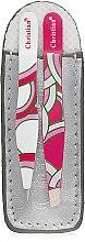 Духи, Парфюмерия, косметика Набор пинцетов, CTW-112, pink - Christian