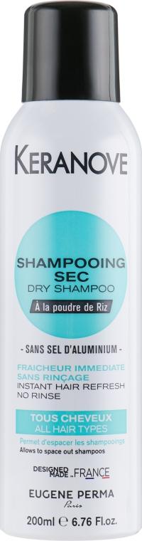 Сухой шампунь без алюминия - Eugene Perma Keranove Dry Shampoo