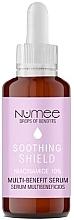 Духи, Парфюмерия, косметика Многофункциональная сыворотка для лица - Numee Drops Of Benefits Soothing Shield Multi-Benefit Serum
