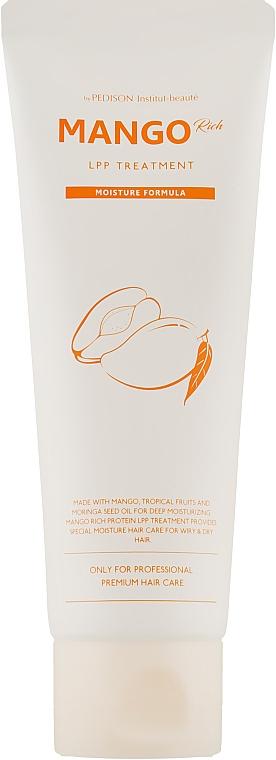 "Маска для волос ""Манго"" - Pedison Institut-Beaute Mango Rich LPP Treatment"