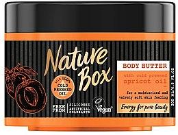 Духи, Парфюмерия, косметика Масло для тела - Nature Box Apricot Oil Body Butter