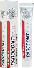 Духи, Парфюмерия, косметика Отбеливающая зубная паста от пародонтоза - Astera Parodont White Toothpaste