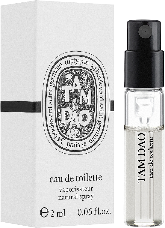 Diptyque Tam Dao - Туалетная вода (пробник)