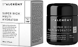 Духи, Парфюмерия, косметика Насыщенный крем для сухой кожи - D'Alchemy Super Rich Multi-Hydrator