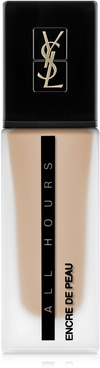 Стойкая тональная основа - Yves Saint Laurent All Hours Encre de Peau Foundation