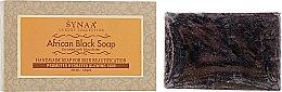 """Духи, Парфюмерия, косметика Мыло ручной работы для тела """"Африканское чёрное"""" - Synna African Black Soap"""