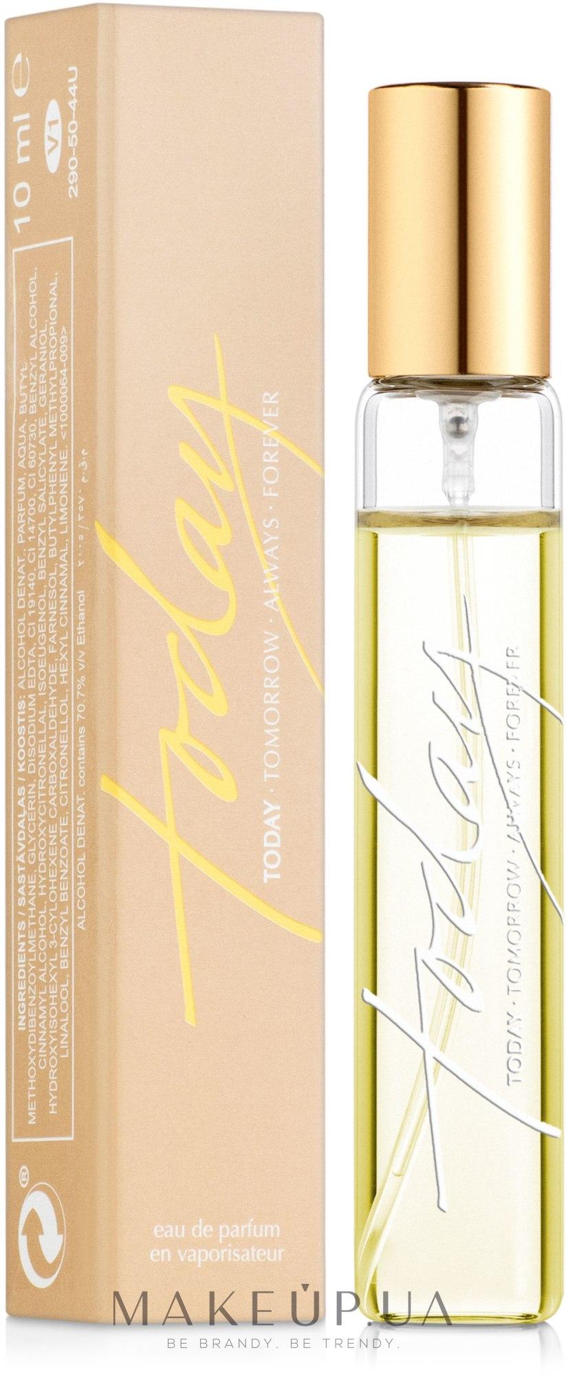 Makeup Avon Today парфюмированная вода мини купить по лучшей