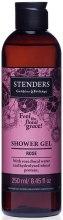 Духи, Парфюмерия, косметика Гель для душа с розой - Stenders Rose Shower Gel