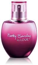 Духи, Парфюмерия, косметика Betty Barclay In Love - Туалетная вода