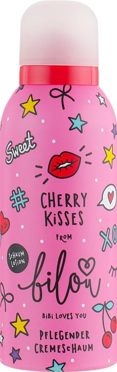 Лосьон-пенка для тела - Bilou Cherry Kisses Cream Foam