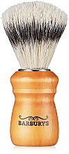 Парфумерія, косметика Пензель для гоління - Barburys Shaving Brush Cherry