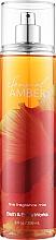 Духи, Парфюмерия, косметика Парфюмированный спрей для тела - Bath and Body Works Sensual Amber