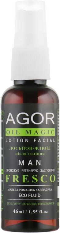 """Лосьон после бритья """"Fresco"""" - Agor Oil Magic"""