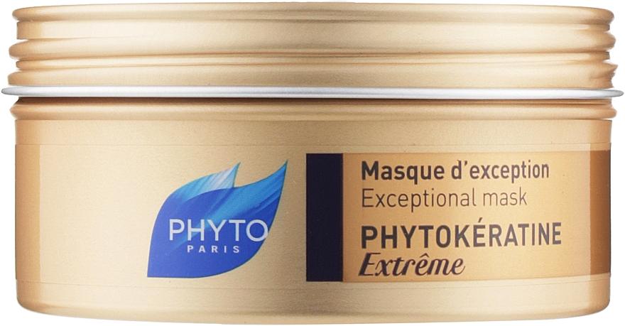 Маска для волос - Phyto Phytokeratine Extreme Exceptional Mask