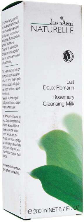 Очищающее молочко с розмарином - Jean d'Arcel Lait Doux Romarin — фото N1