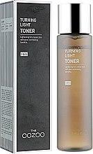 Духи, Парфюмерия, косметика Восстанавливающий тоник после бритья - The Oozoo Skin Turning Light Toner