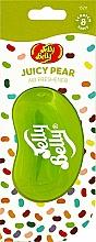 "Духи, Парфюмерия, косметика Ароматизатор для авто ""Сочная груша"" - Jelly Belly"