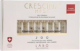 Духи, Парфюмерия, косметика Лосьойн-концентрат для восстановления роста волос у женщин - Crescina HFSC Re-Growth 200
