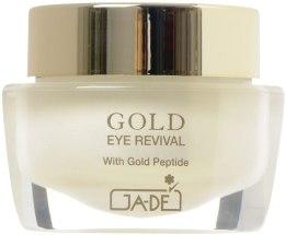 Духи, Парфюмерия, косметика Крем для глаз - Ga-De Gold Eye Revial