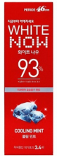 Духи, Парфюмерия, косметика Зубная паста - LG Household & Health Perioe White Now Mint
