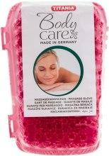Парфумерія, косметика Масажер для тіла, антицелюлітний, рожевий - Titania