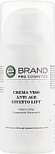Духи, Парфюмерия, косметика Крем для лица с эффектом ботокса - Ebrand Crema Viso Veleno d'Api