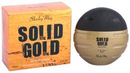 Духи, Парфюмерия, косметика Shirley May Solid Gold - Туалетная вода