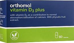 Духи, Парфюмерия, косметика Витамин D3 для усвоения кальция - Orthomol Vitamin D3 Plus