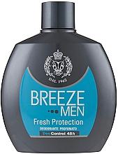 Духи, Парфюмерия, косметика Breeze Squeeze Deodorant Fresh Protection - Дезодорант для тела