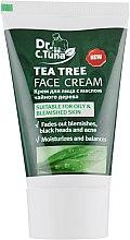 Парфумерія, косметика Крем для обличчя з маслом чайного дерева - Farmasi Dr. C. Tuna Tea Tree Face Cream