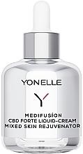 Духи, Парфюмерия, косметика Жидкий крем для лица - Yonelle Medifusion CBD Forte Liquid-Cream