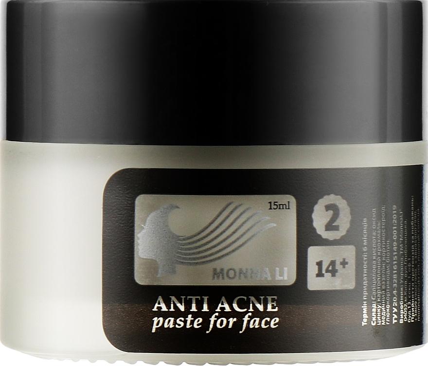 Паста для лица - Monna Li Anti Acne Paste For Face
