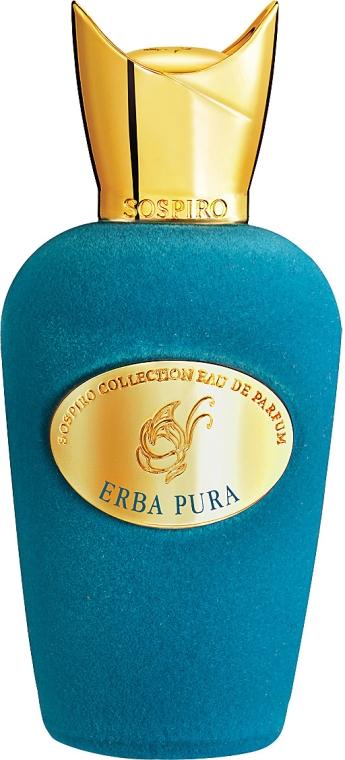 Sospiro Perfumes Erba Pura - Парфюмированная вода