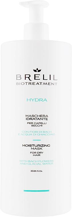 Маска для волос увлажняющая - Brelil Bio Treatment Hydra Hair Mask