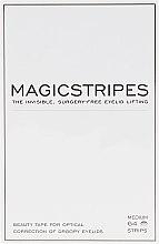 Духи, Парфюмерия, косметика Силиконовые наклейки для век - Magicstripes The invisible, Surgery-Free Eyelid Lifting M
