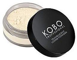 Духи, Парфюмерия, косметика Рассыпчатая матирующая пудра - Kobo Professional Translucent Loose Powder